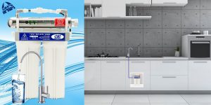 מסנן ומטהר מים דגם MR33 UV