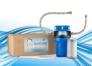 SkinCare - Purificateur d'eau dans votre salle de bains